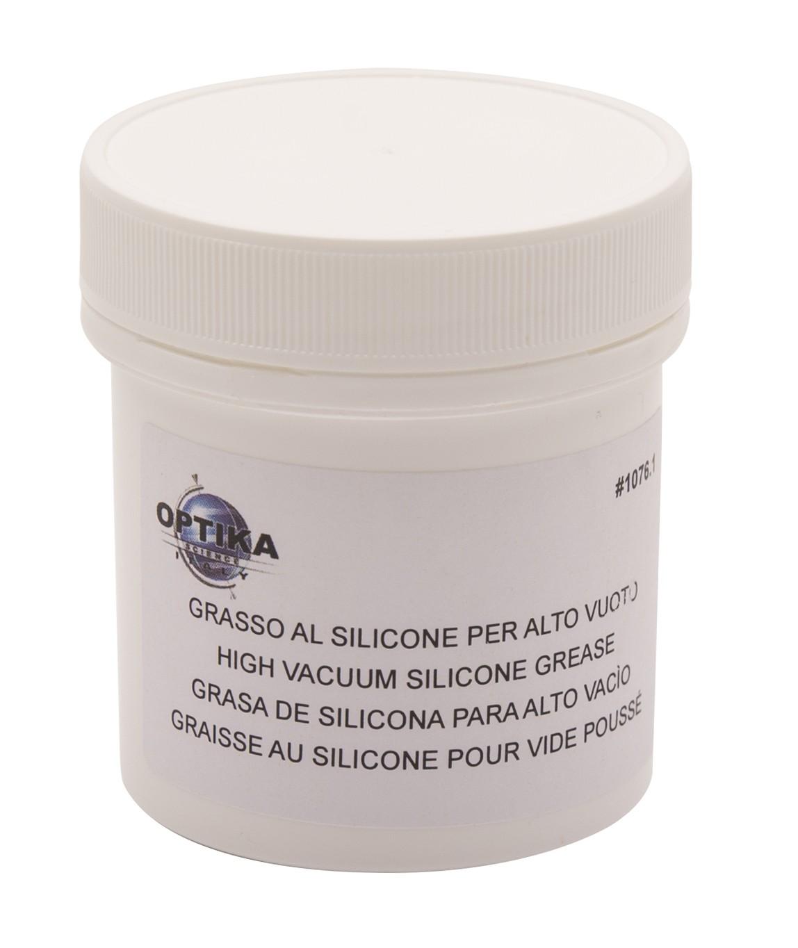 1076.1 Grasa de silicona para alto vacío