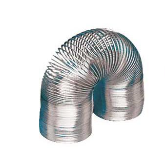 3025A Resorte helicoidal Slinky Ø75x150 mm