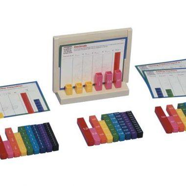 7090 Torre de las fracciones, de los decimales y de los porcentajes
