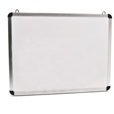 BLV/256 Pizarras magnéticas blancas para el uso con rotuladores MDT (solo para colgar en la pared)