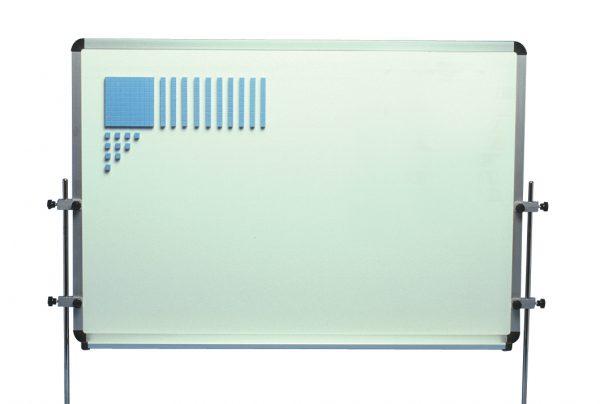 7095 Sistema métrico decimal para pizarra magnética