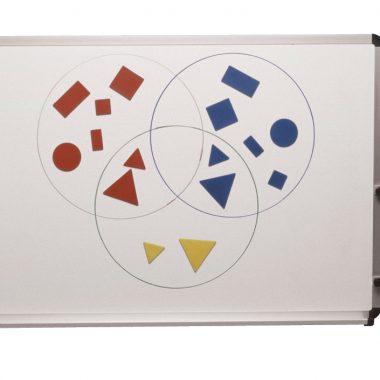 7130 Figuras lógicas para pizarra magnética
